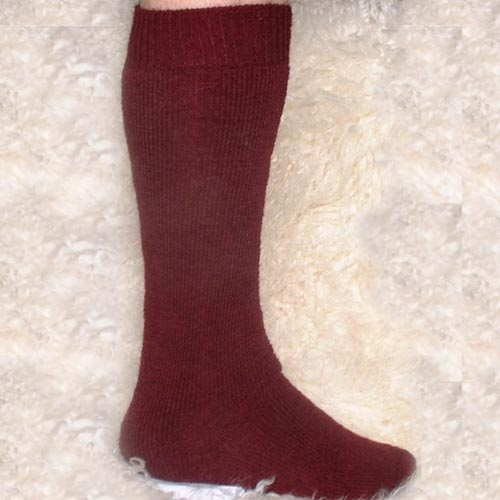 Mohair Sock Explorer