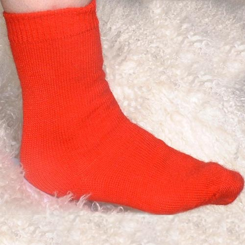 Mohair Sock Sportsman
