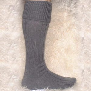 Mohair Sock Woodlander